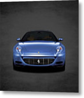 Ferrari 612 Metal Print