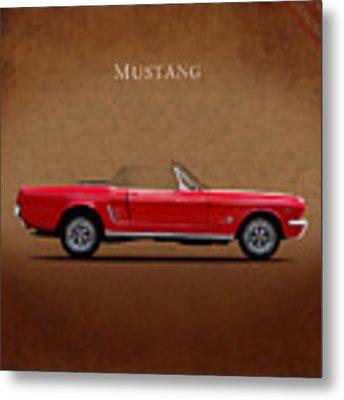 Ford Mustang 289 Metal Print