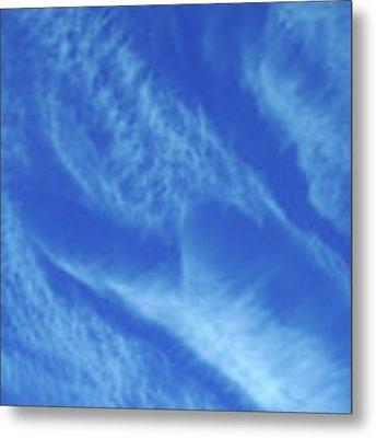 Gentle Cloudscape #4 Metal Print by Ben Upham III