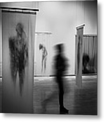 Ghosts Metal Print by Paco Palazon