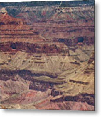 Grand Canyon Orphan Mine Metal Print by Susan Rissi Tregoning