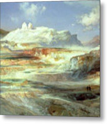 Jupiter Terrace Metal Print