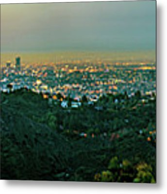 La La Land Metal Print by Az Jackson
