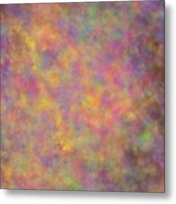 Nebula Metal Print by Writermore Arts