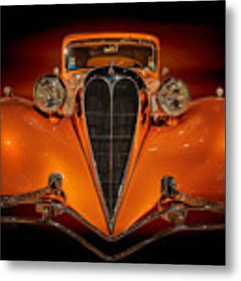 Orange Dream Metal Print by Susan Rissi Tregoning
