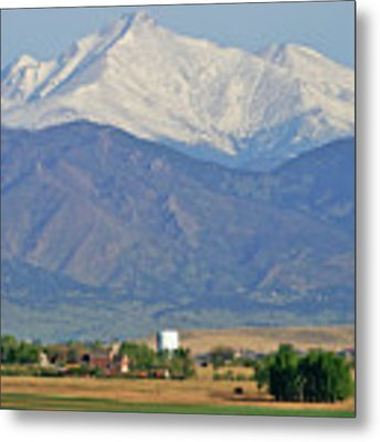 Over The Mountains Metal Print by Scott Mahon