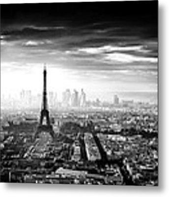 Paris Metal Print by Jaco Marx