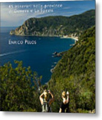 Passeggiate A Levante - The Book By Enrico Pelos Metal Print by Enrico Pelos