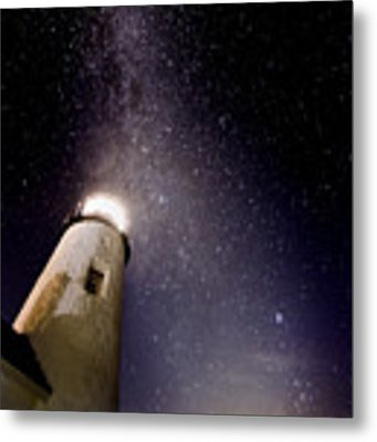 Pemaquid Point Lighthouse Metal Print by Jim DeLillo