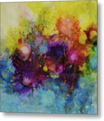 Spring Into Summer Metal Print by Kate Word
