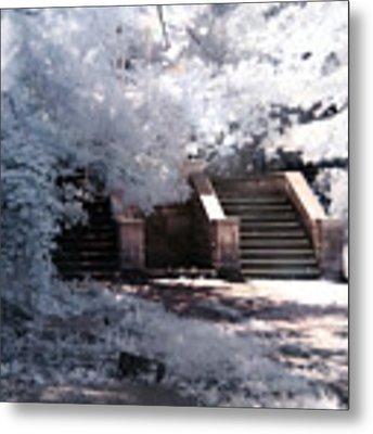 Stairway To Heaven Metal Print by Helga Novelli
