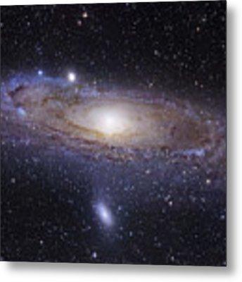 The Andromeda Galaxy Metal Print by Robert Gendler