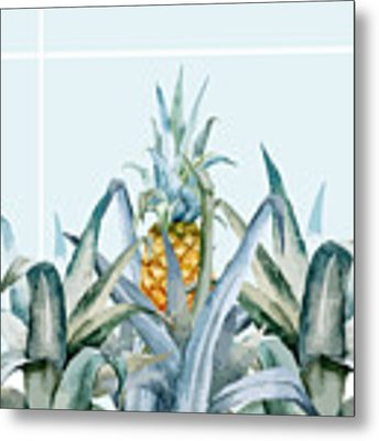 Tropical Feeling  Metal Print by Mark Ashkenazi