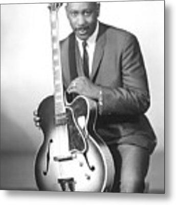 Wes Montgomery, Early 1960s Metal Print