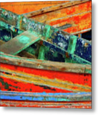 Yucalpeten 3 Metal Print by Skip Hunt