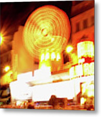 Moulin Rouge Metal Print by Edward Lee