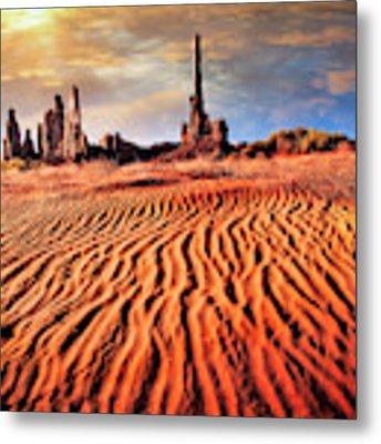 Totem Dunes Metal Print by Scott Kemper
