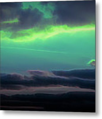 Another World Metal Print by Scott Lyons