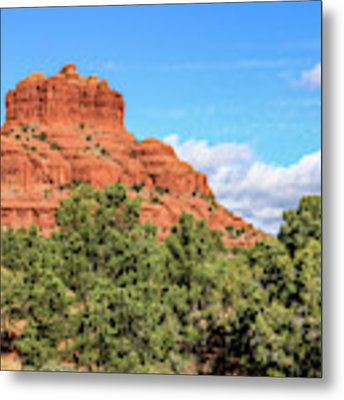 Bell Rock, Sedona Metal Print by Dawn Richards