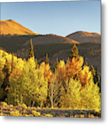 Boreas Mountain Metal Print by Philip Rodgers
