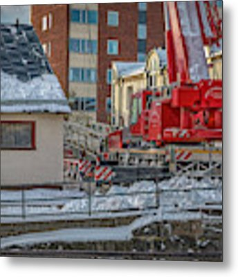 Comming Home 0 #i3 Metal Print by Leif Sohlman