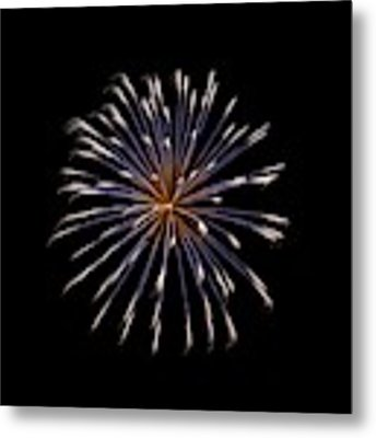 Fourth Of July Metal Print by Rand