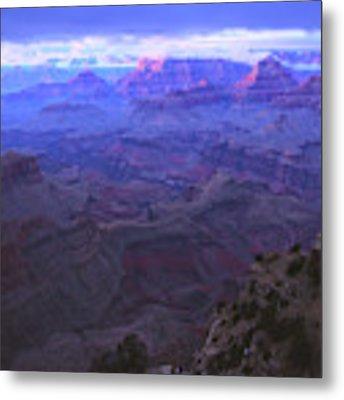 Grand Canyon Twilight Metal Print by Chance Kafka