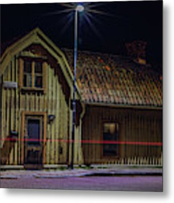 Old House #i0 Metal Print by Leif Sohlman