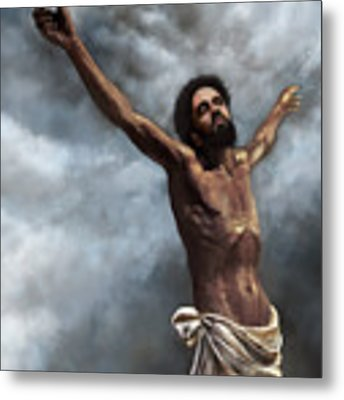 Son Of God Metal Print by Dwayne Glapion