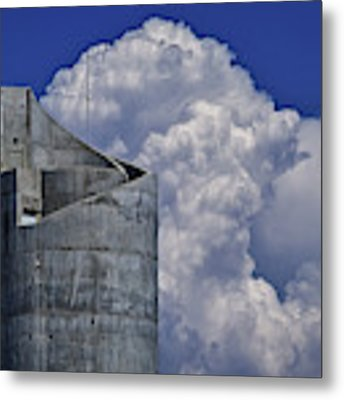 Stacked Metal Print by Skip Hunt