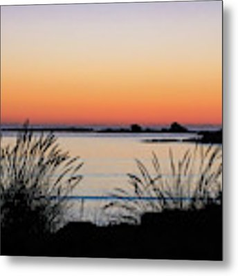 Sunset Over Sunset Bay, Oregon 6 Metal Print by Dawn Richards