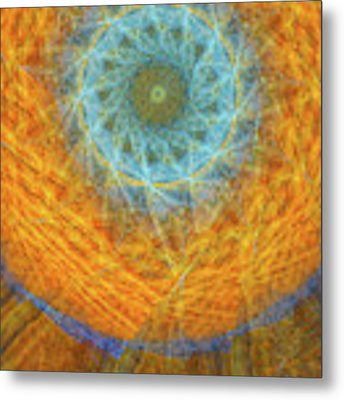 Visionary Metal Print by Skip Hunt