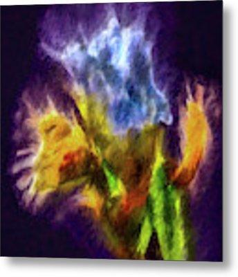White Lily Bud #i0 Metal Print by Leif Sohlman
