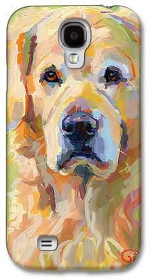 Golden Retriever Galaxy S4 Cases