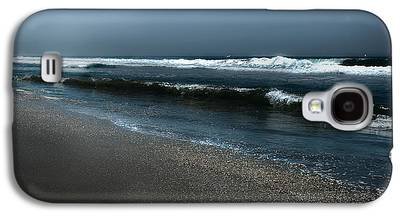 Moonshine On The Beach Galaxy S4 Cases
