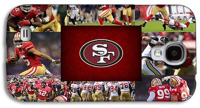 49ers Galaxy S4 Cases