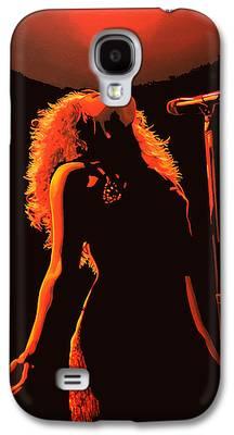Shakira Galaxy S4 Cases