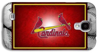 Cardinal Galaxy S4 Cases