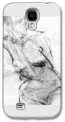 Figures Drawings Galaxy S4 Cases