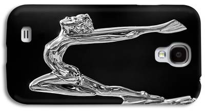 Collector Hood Ornament Galaxy S4 Cases