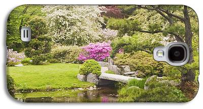 Spring In Maine Galaxy S4 Cases