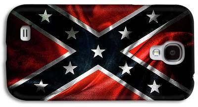 Confederate Flag Galaxy S4 Cases