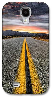 Desert Galaxy S4 Cases