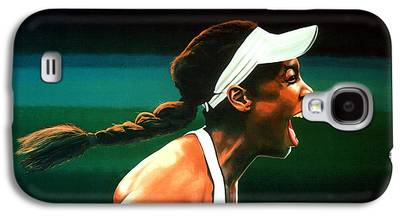 Venus Williams Galaxy S4 Cases