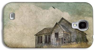 Abandoned House Photographs Galaxy S4 Cases