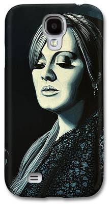 Adele Galaxy S4 Cases