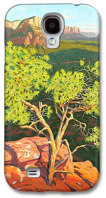 Pinion Paintings Galaxy S4 Cases