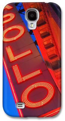Apollo Theater Galaxy S4 Cases
