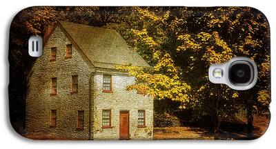 Historic House Galaxy S4 Cases