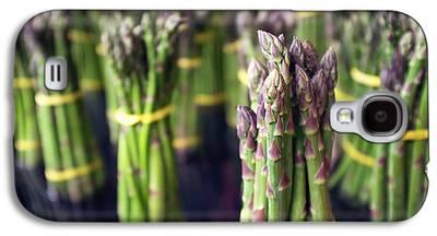 Asparagus Galaxy S4 Cases